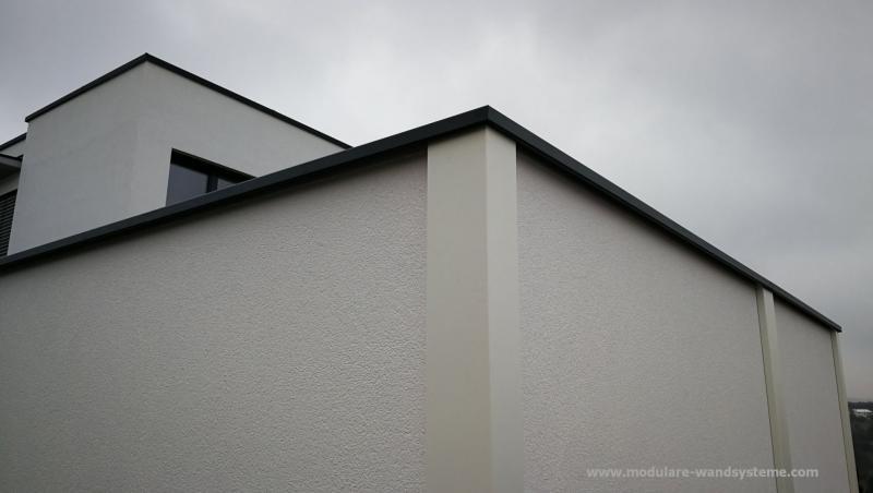 Modulare-Wandsysteme-Sichtschutz-Variante-II-Nahaufnahme-obere-Abdeckung