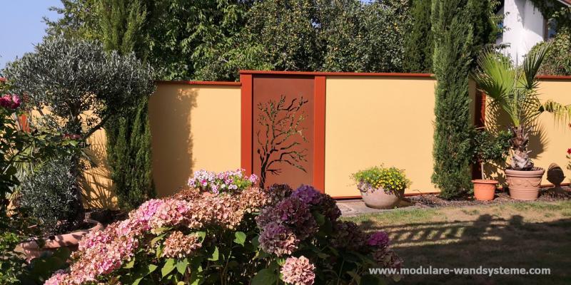 Modulare-Wandsysteme-Sichtschutz-mit-Rost---Element