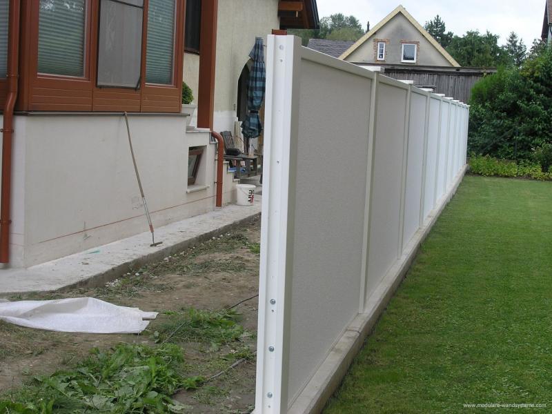 Modulare-Wandsysteme-befestigung-der-Pfostenhalterung-am-Pfosten