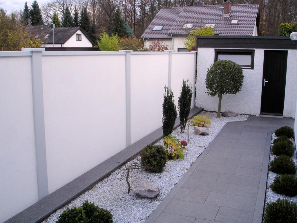 Gartengestaltung Sichtschutz gartengestaltung modern sichtschutz