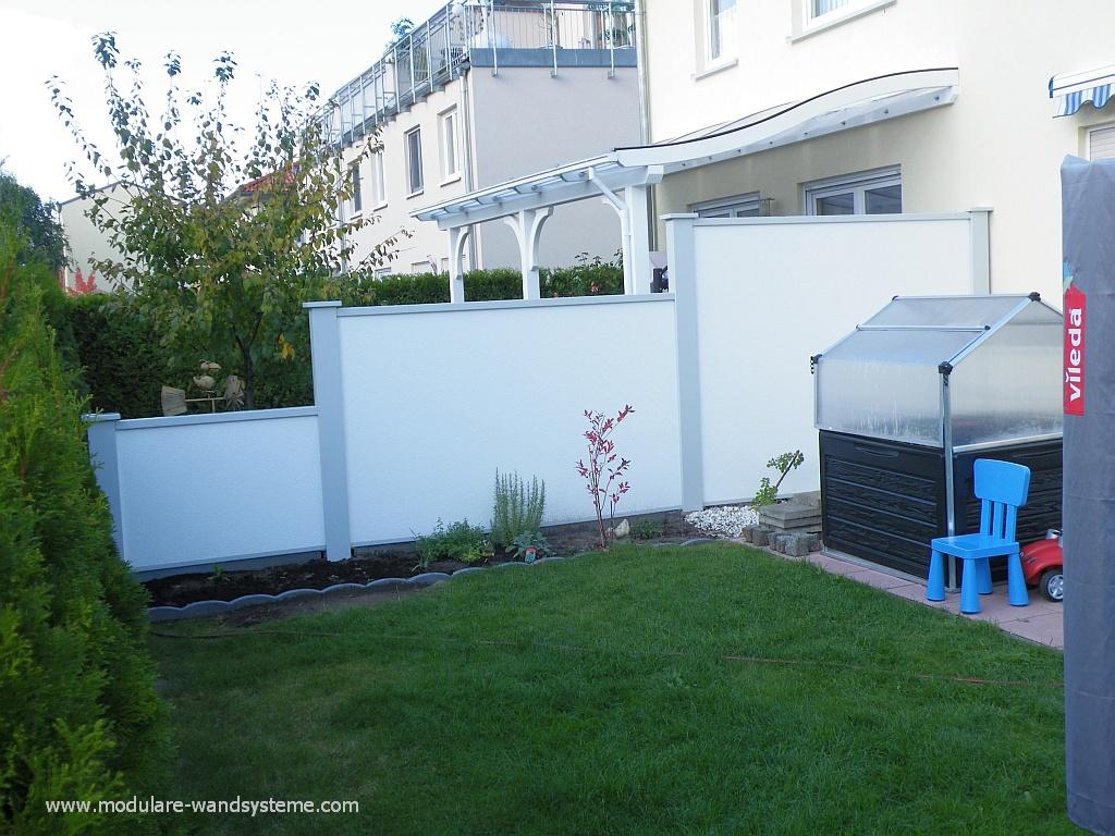 Uberlegen 25 Wonderful Sichtschutz Garten Reihenhaus U2013 Thaduder